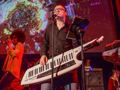 Keytar mit Jammin' Cool