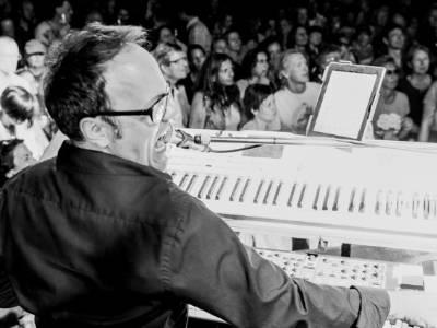 Keyboards mit Jammin' Cool